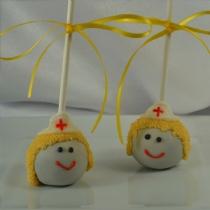 Nurse Cake pop