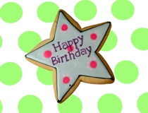 Birthday Star A